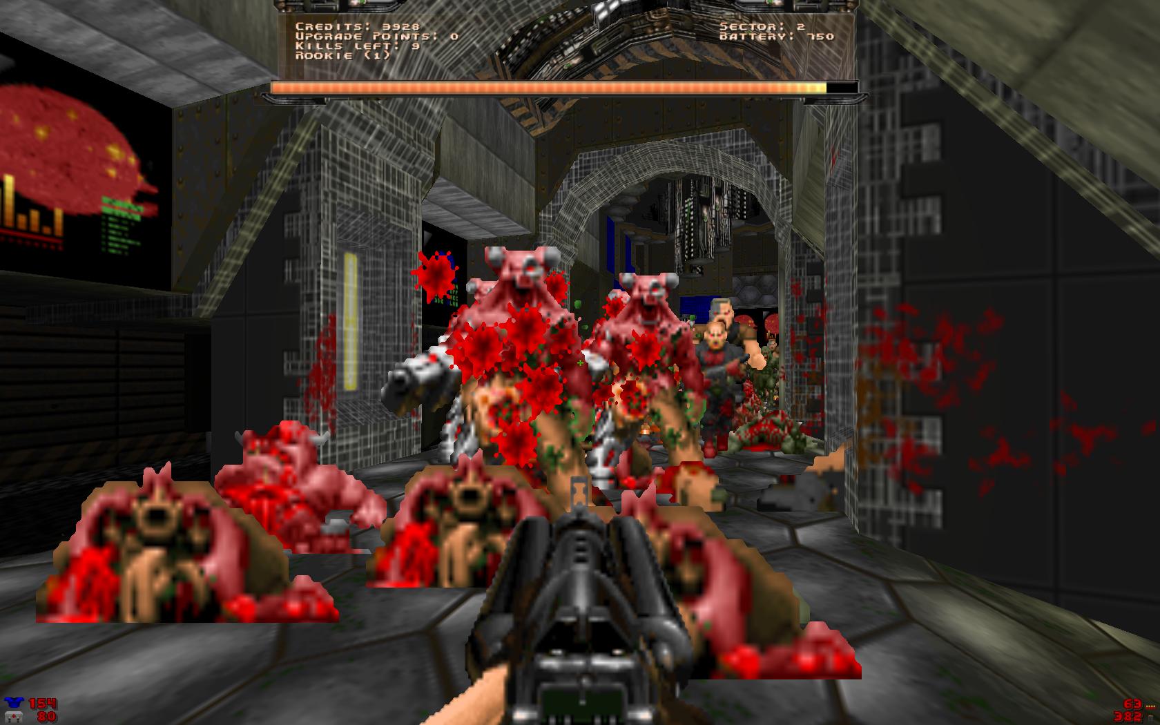 Shotgun Frenzy – Total Chaos