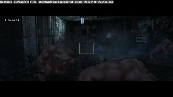 Total Chaos el mod de Doom II más espectacular Pinkies